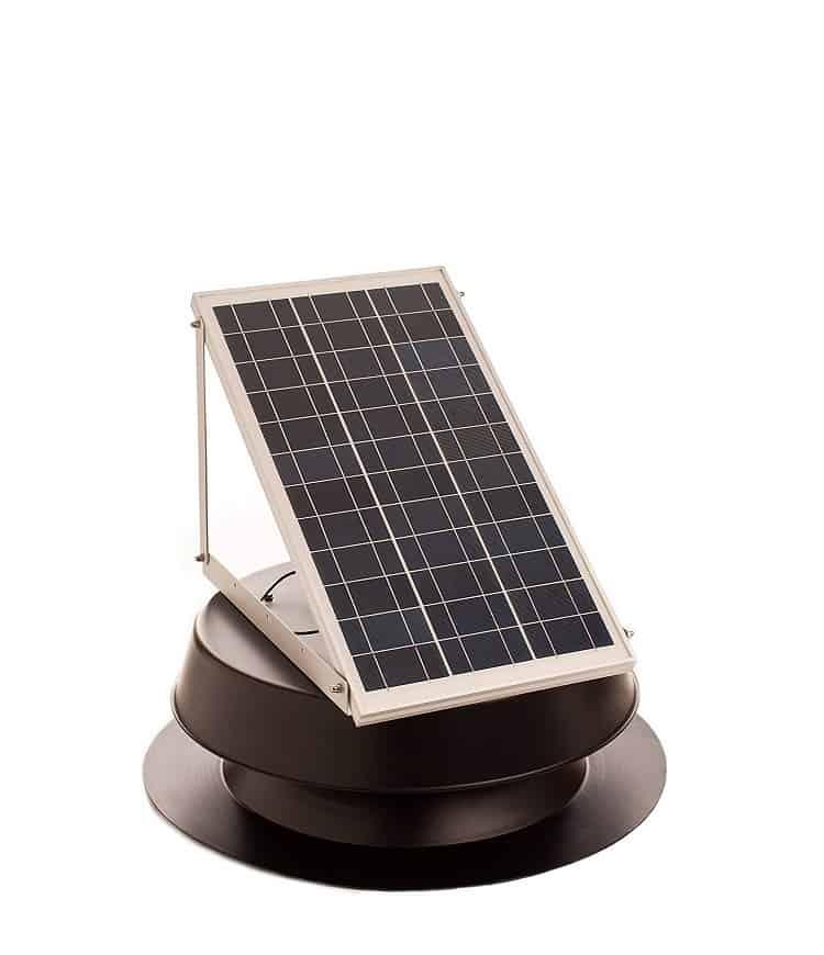 ESM Products 30w Solar Fan Image