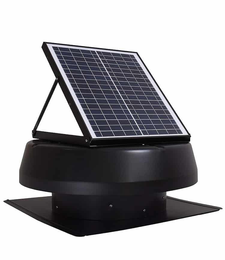 Iliving Smart Solar Fan ILG8SF301 Image