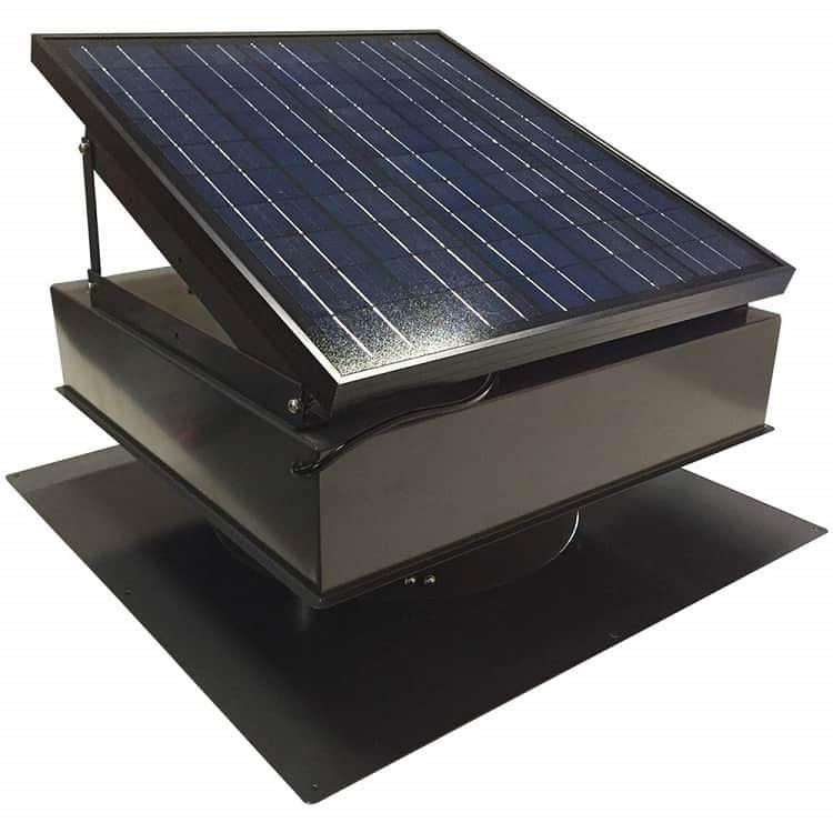 Remington Solar Attic Fan Image