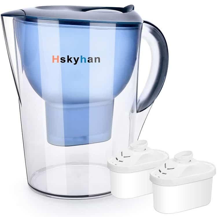Hskyhan Water Filter Pitcher Image