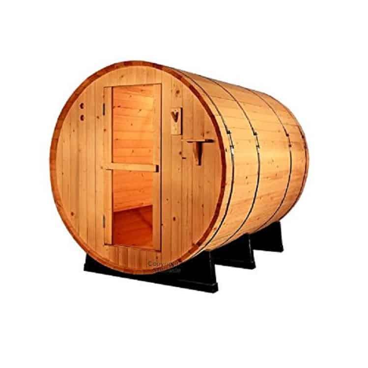 MPC Sauna 6FT-CDR Image