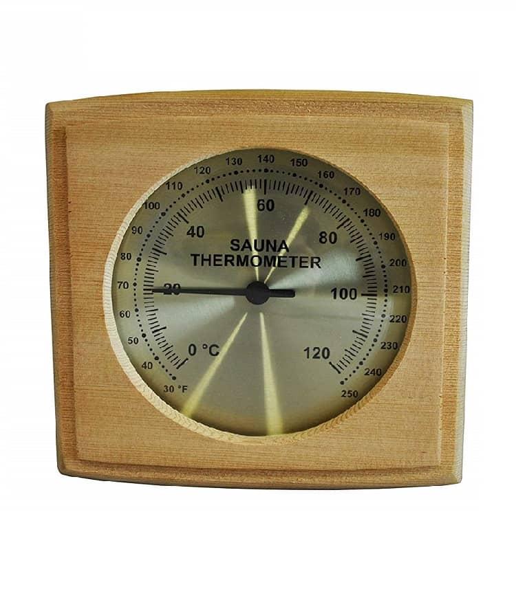 Northern Lights Group Sauna Thermometer Image