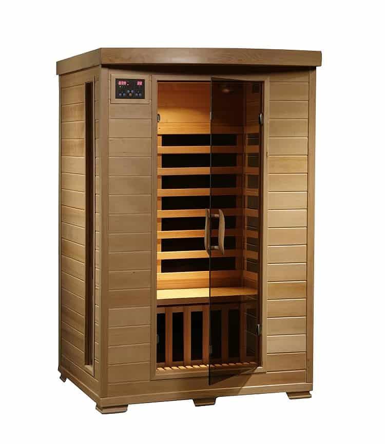 Radiant Saunas BSA2409 Hemlock Image